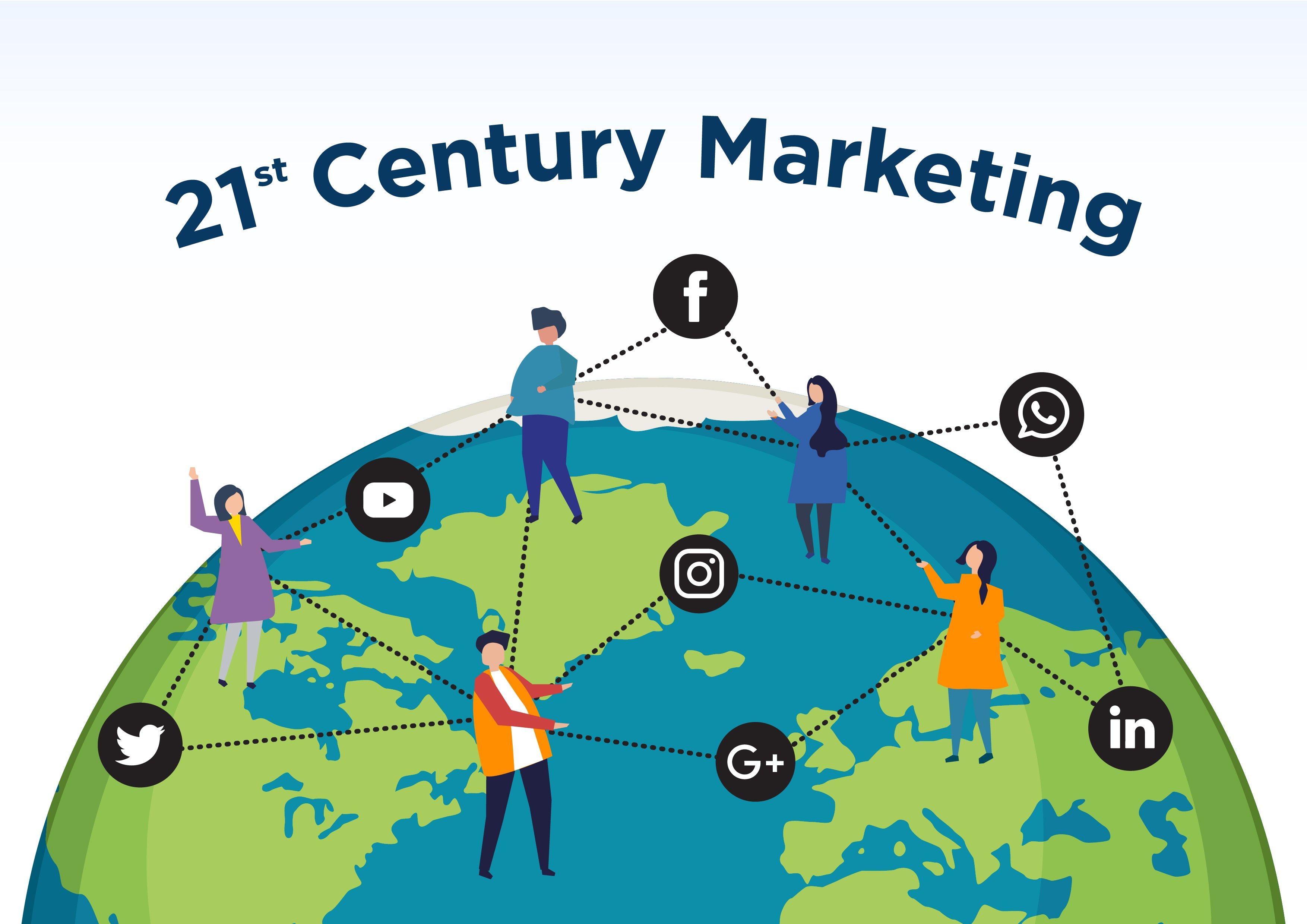 21st century marketing