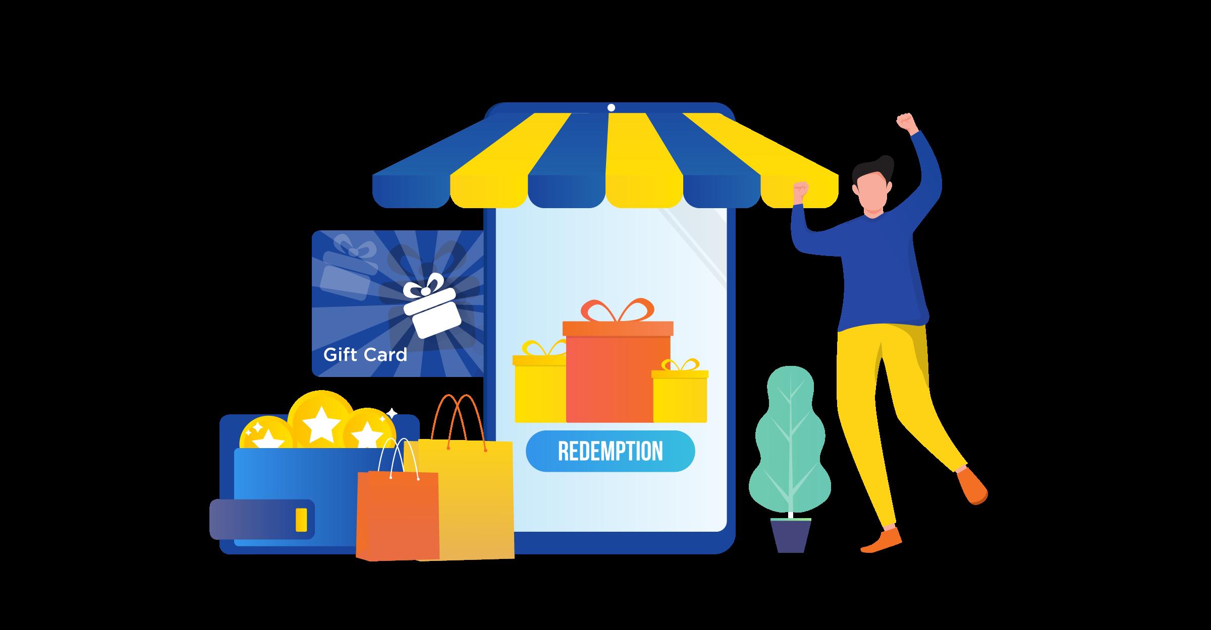 Digital rewards yang paling populer di 2021