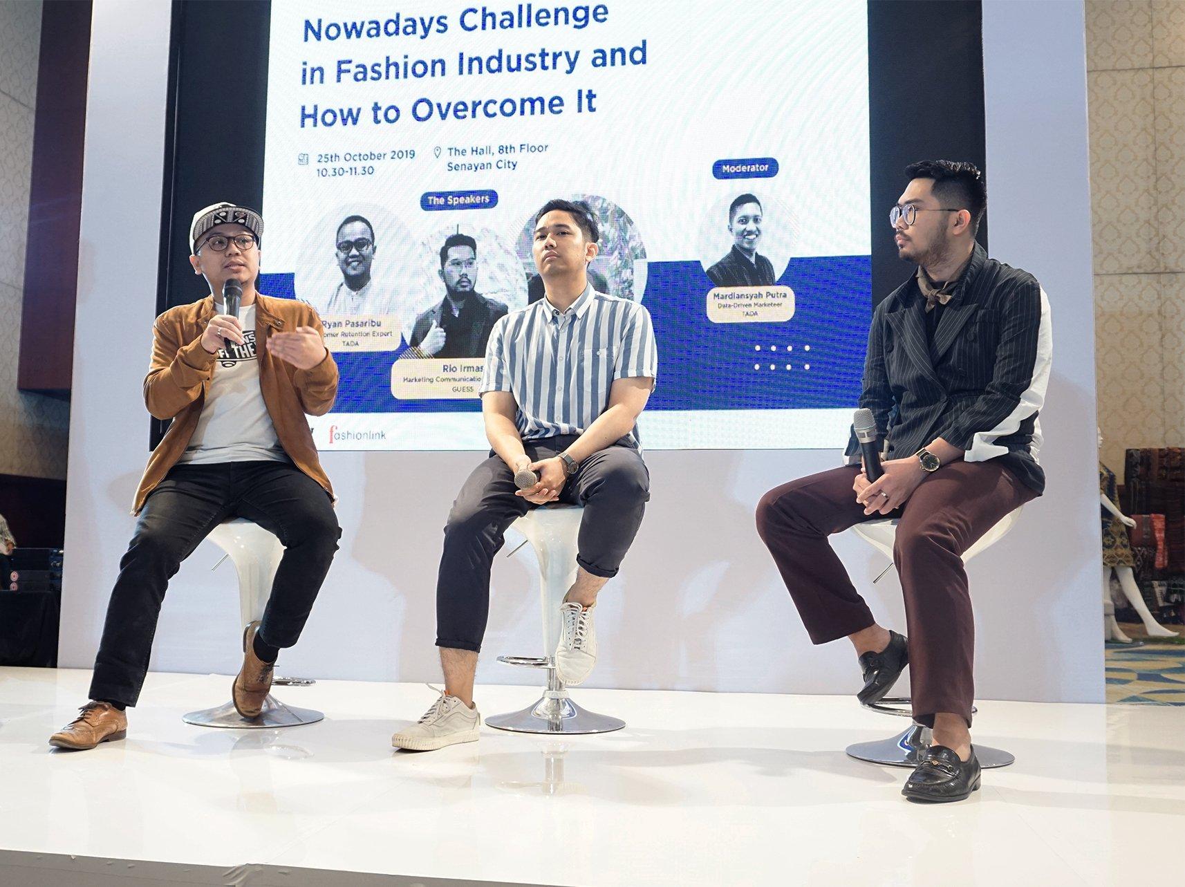 Customer Retention in Fashion Industry Talk
