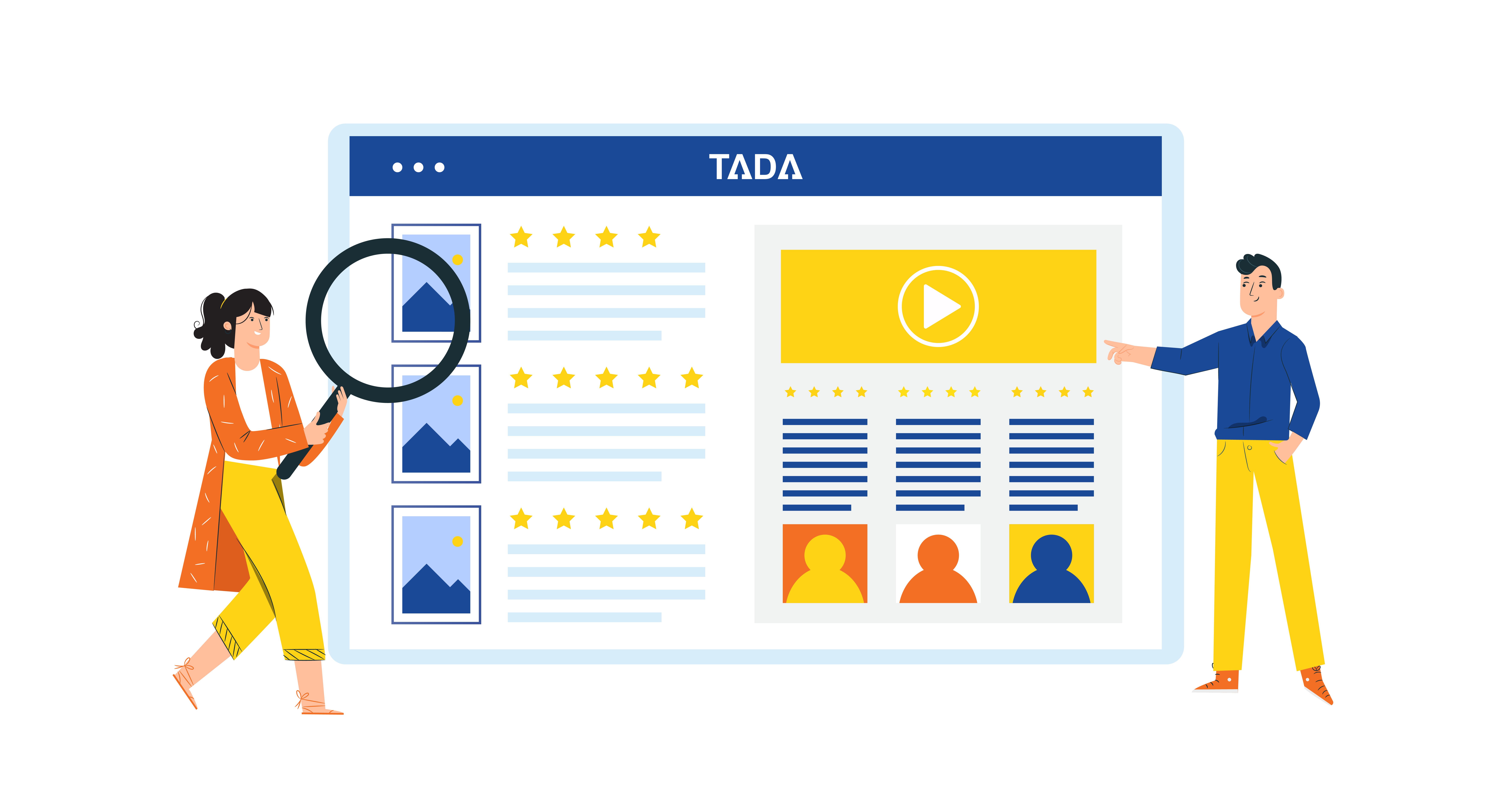 Increase Your Online Reputation Through Google Reviews (Powered by TADA)
