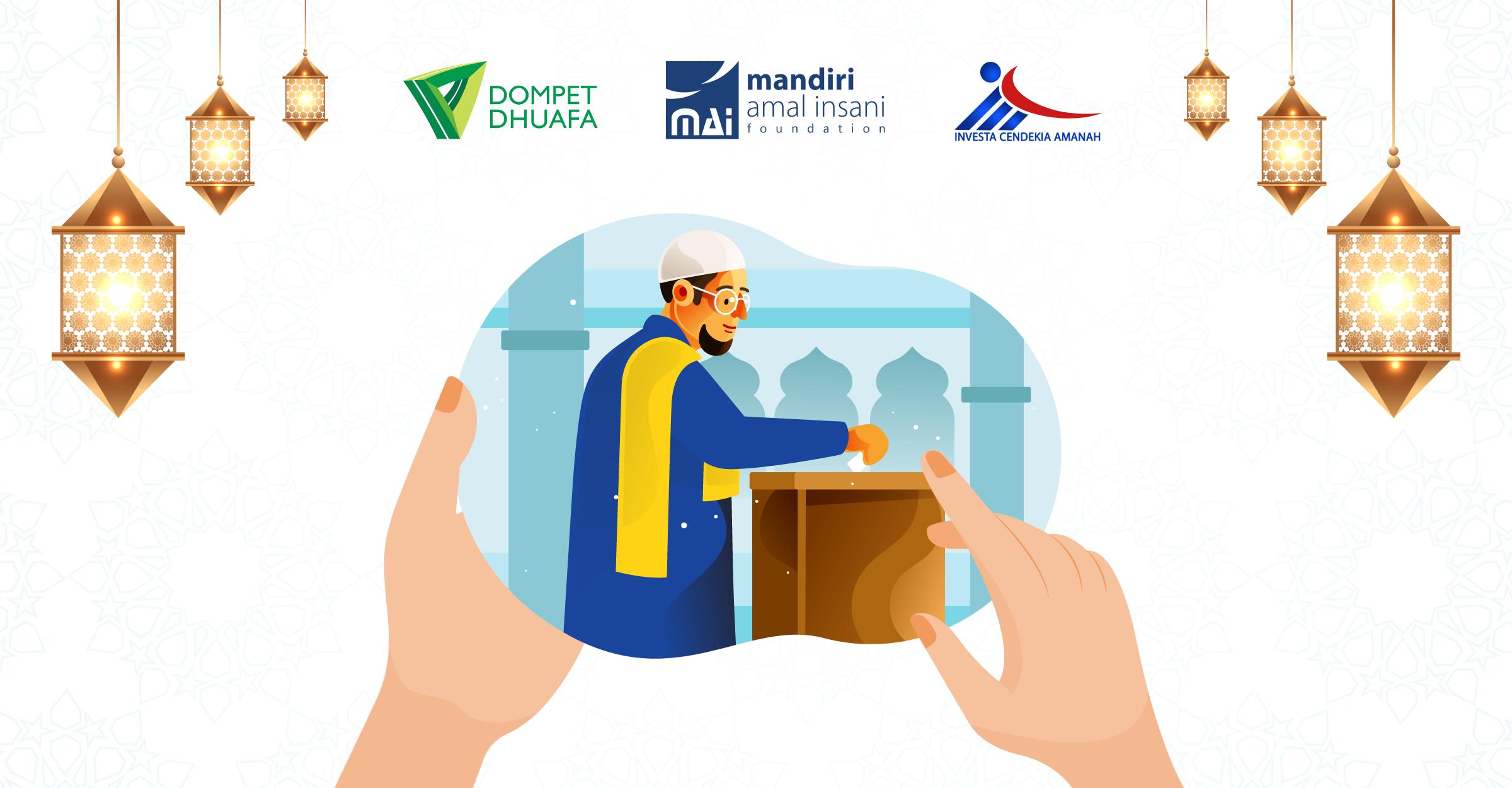 Berbagi Berkah Semakin Mudah Lewat Yayasan Syariah di Katalog Donasi TADA