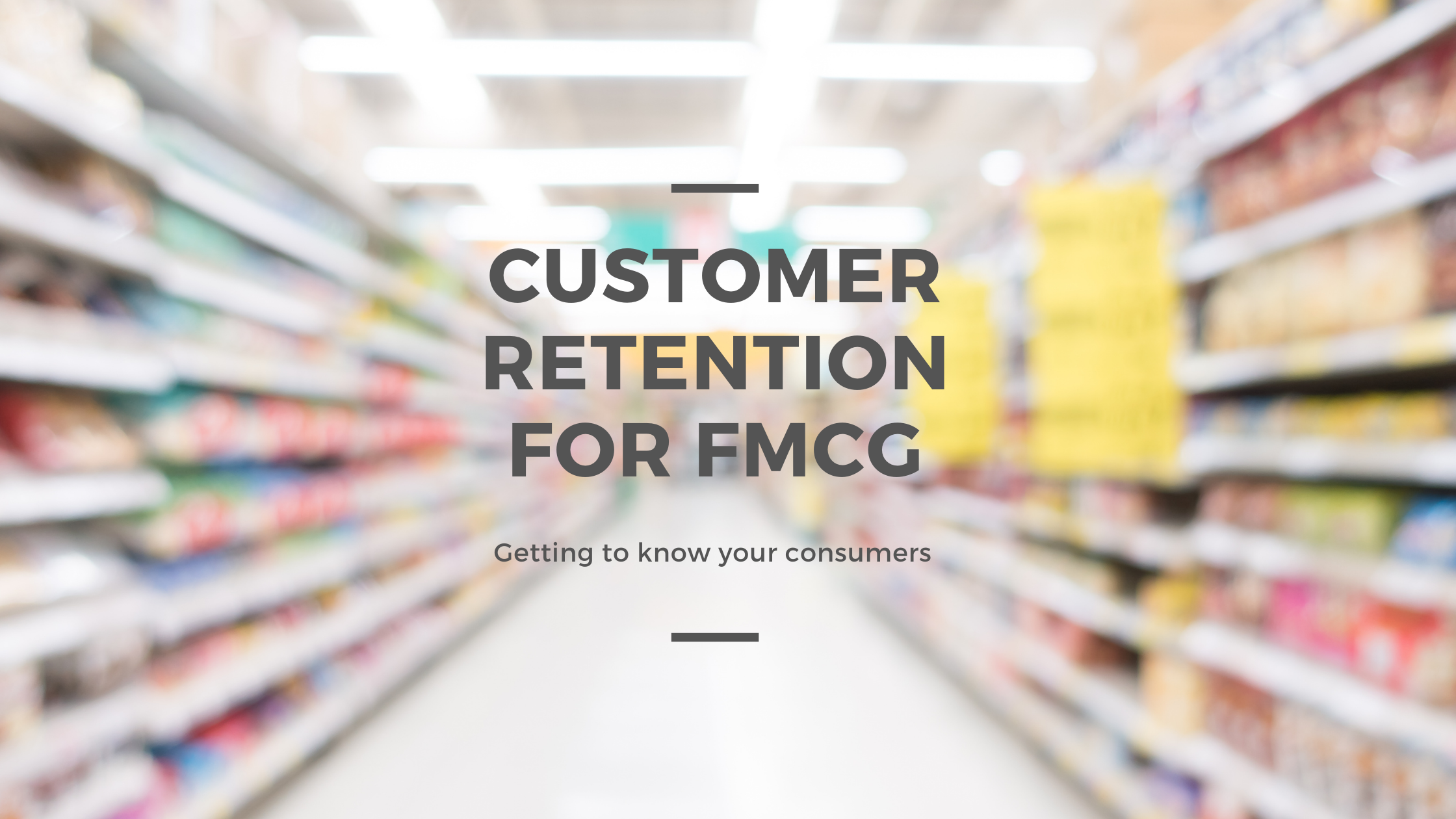 LOYALTY FOR FMCG BUSINESS (1)
