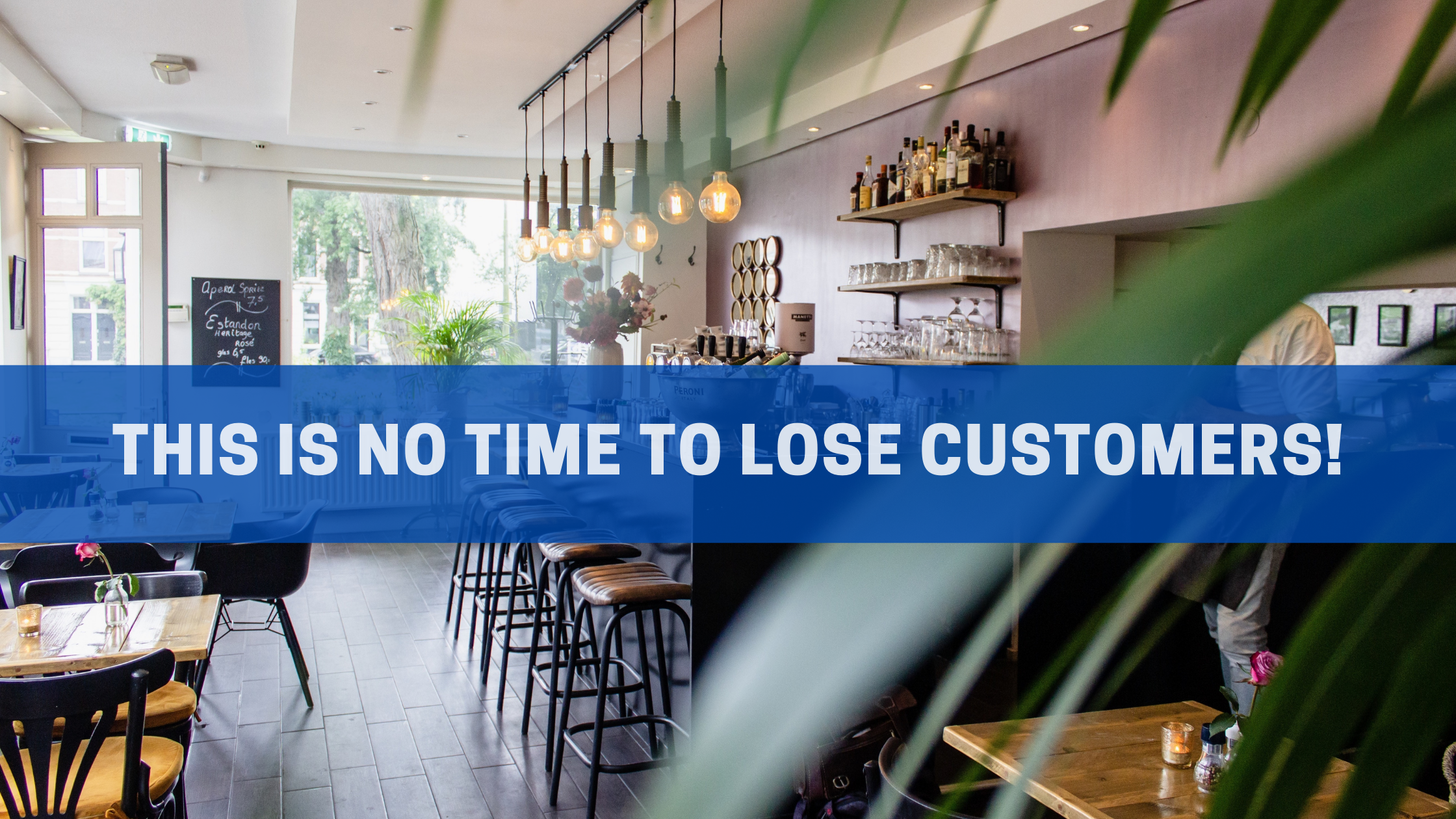 no-time-to-lose-customers