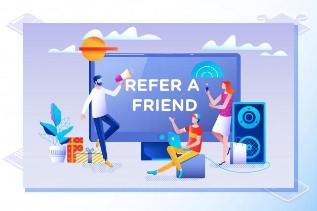 Ide Program Referral Marketing