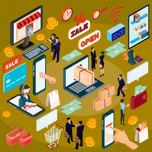 vector-3d-isometric-illustration-concept-e-commerce-online-store_1441-244-1