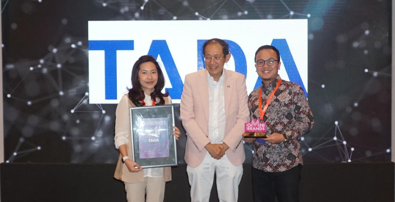TADA omni channel award